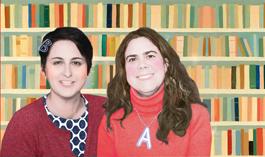 ANNALISA E ANNA-ESPERTE DI LIBRI