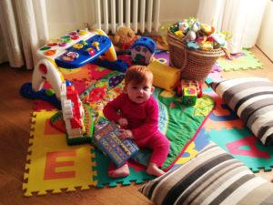 Tappeto Morbido Per Bambini : L esplorazione dello spazio il tappeto parmakids