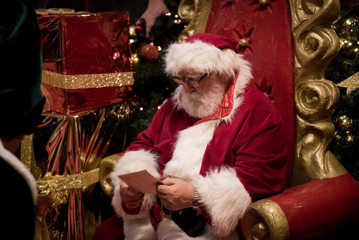 Babbo Natale A Casa Dei Bambini.Al Barilla Center A Parma C E La Casa Di Babbo Natale